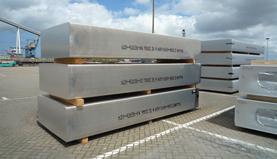 Aluminium Dunkerque : production de plaque en aluminium